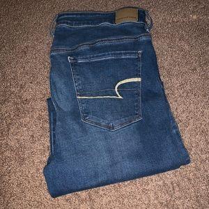 American Eagle Jeans Size 16 Regular